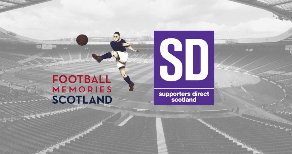 SD Scotland Supporting Alzheimer Scotland & Football Memories