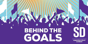 Behind the Goals – Gordon Waddell