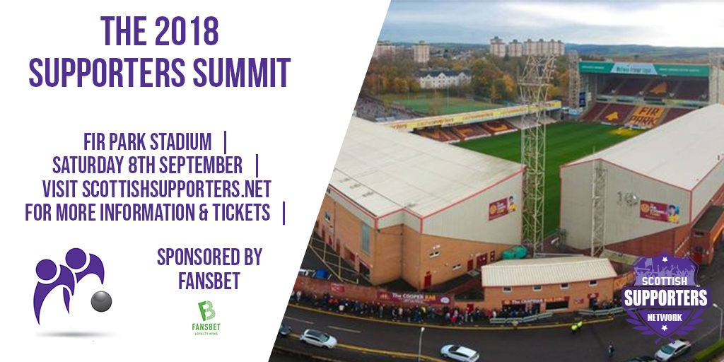 2018 Supporters Summit – Book Now!