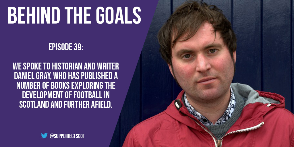 Behind the Goals with Daniel Gray