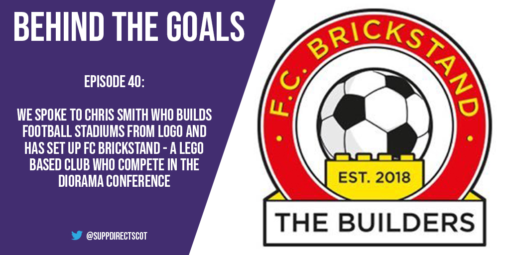 Behind the Goals with Chris Smith of FC Brickstand