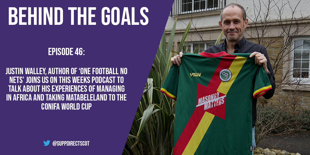 Behind the Goals with Justin Walley