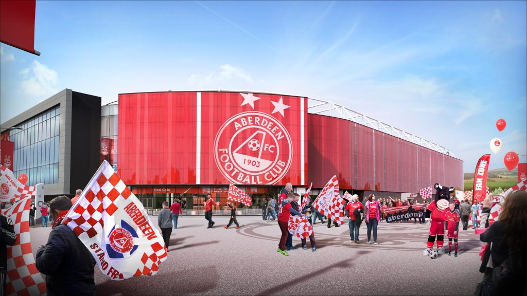 Aberdeen's New Stadium Should Be A Game Changer!