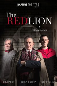 """The Red Lion"" by Patrick Marber touring now!"