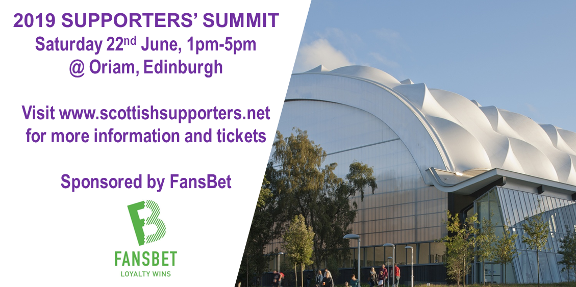 2019 Supporters Summit – focus on Fan Culture